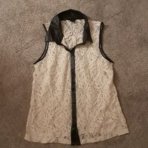 Rue21 lace shirt